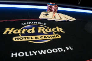 2018 SHR Lucky Hearts Poker Open